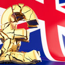 Bloomberg o brexite: Prepad libry bol len predohrou