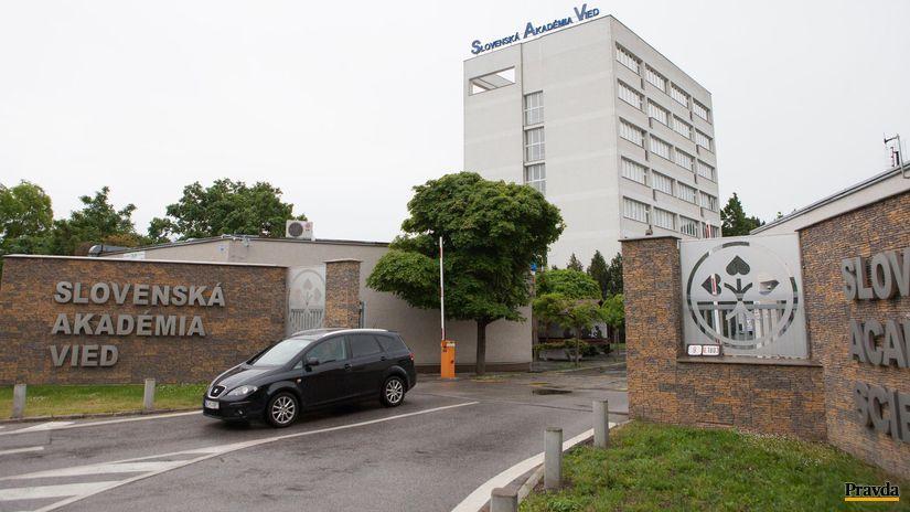 sav, slovenska akademia vied