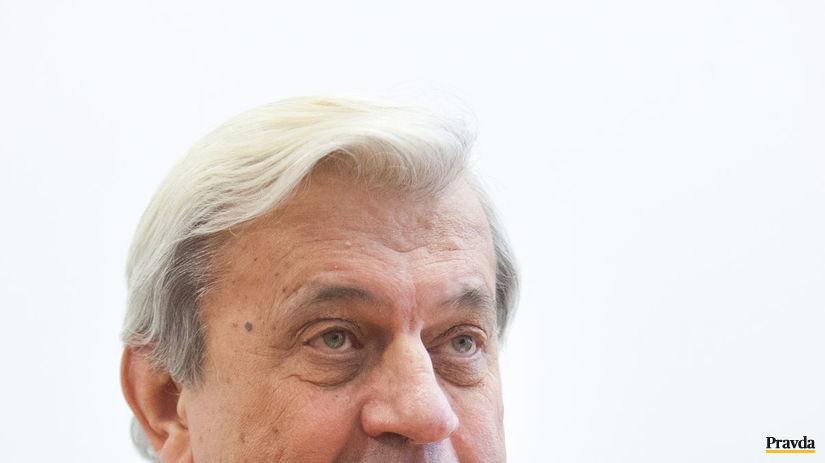 profesor Viliam Bada