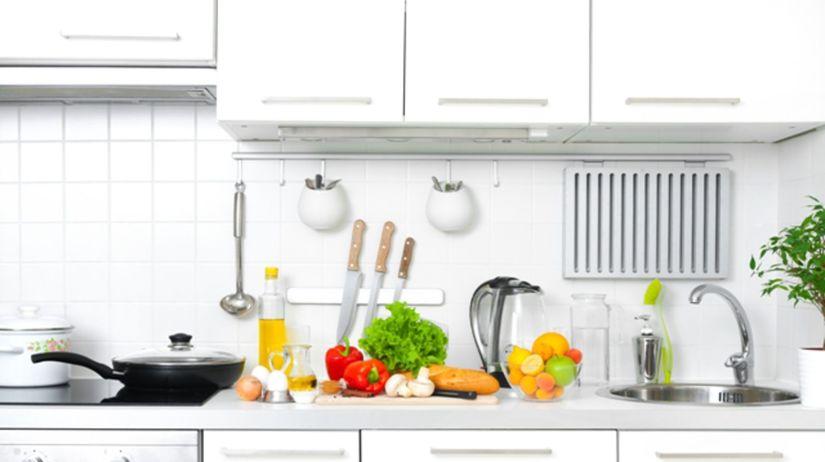 kuchyňa, byt, spotrebiče