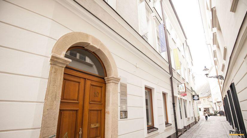 bratislava, staré mesto, klinika, plastická...