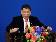 Rodrigo Duterte, Filipíny