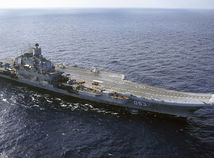 Admirál Kuznecov, lietadlová loď,