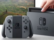 Nintendo Switch, herná konzola,