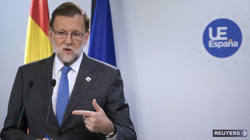 Mariano Rajoy, Španielsko