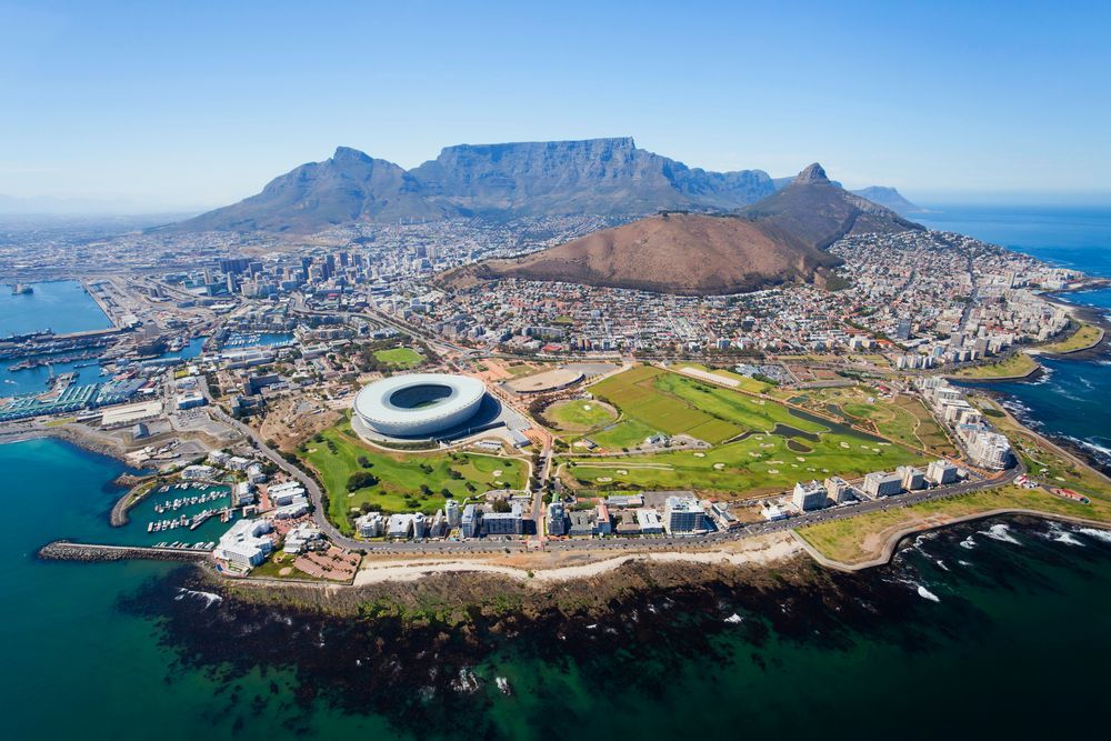 Kapské mesto, Juhoafrická republika, JAR