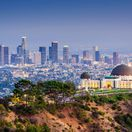 Los Angeles, USA, Kalifornia, California, Griffith park observatory