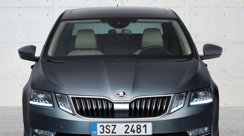 Škoda Octavia - 2016