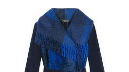 Nech žije tartan - trendy - kabáty - jeseň-zima 2016