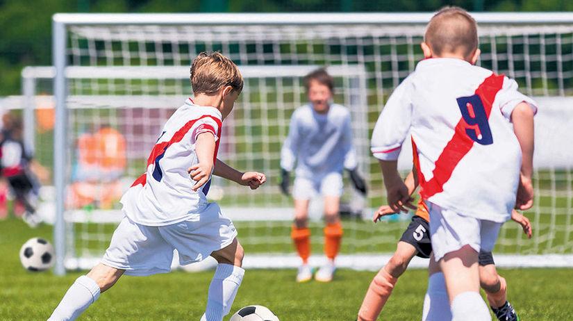 futbal, mládež, šport, deti