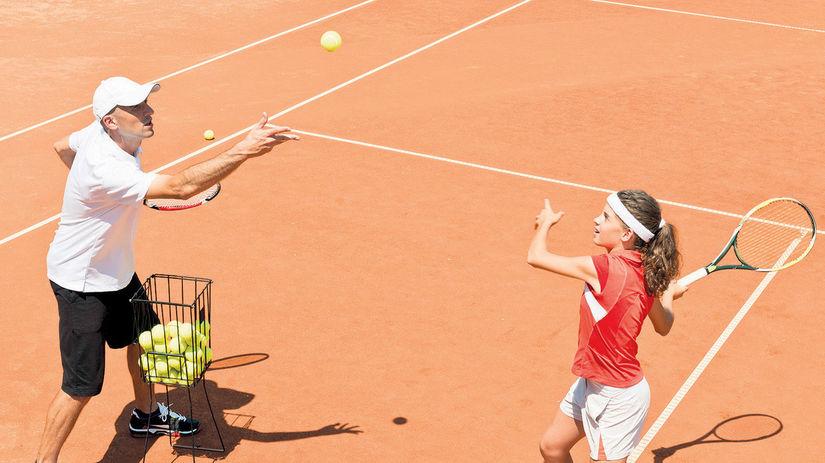 tenis, šport, mládež