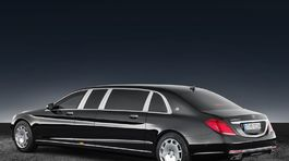 Mercedes-Maybach S 600 Pullman Guard - 2016