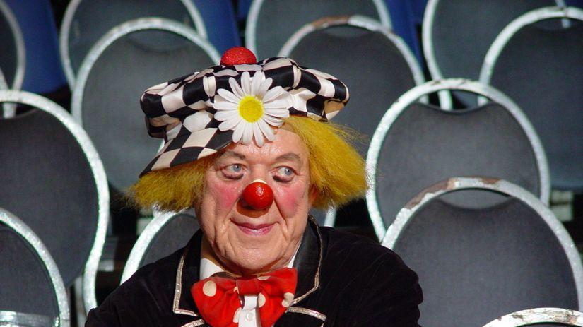 41 strucne klaun 1x Oleg Poov