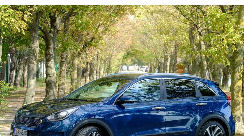 Kia Niro Platinum - test 2016