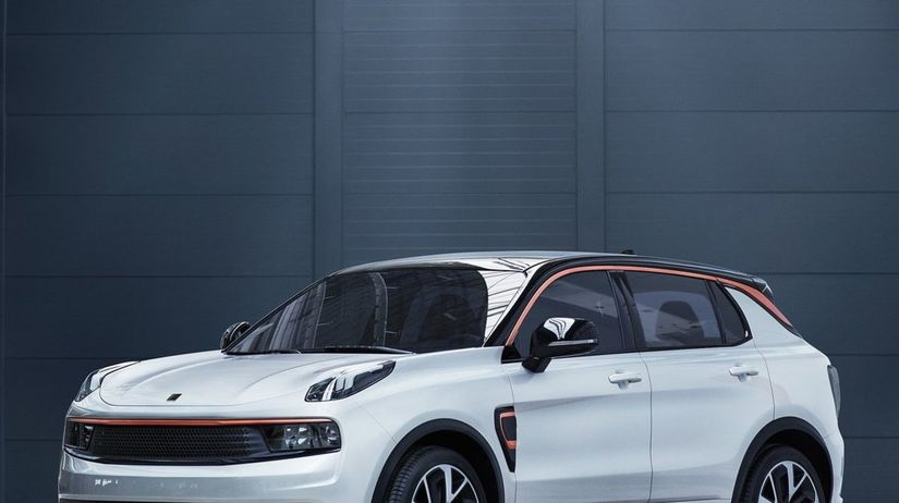 Lynk & Co 01 Concept - 2016