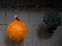 dážď, dáždnik, počasie, prší, pršanie,