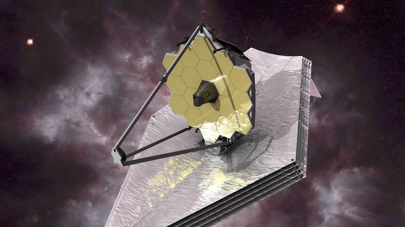 vesmírny teleskop, Webbov teleskop