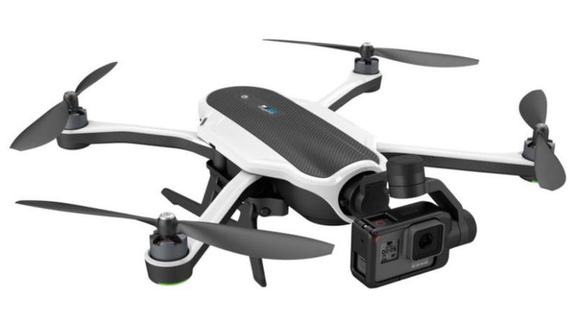 GoPro, Karma, dron