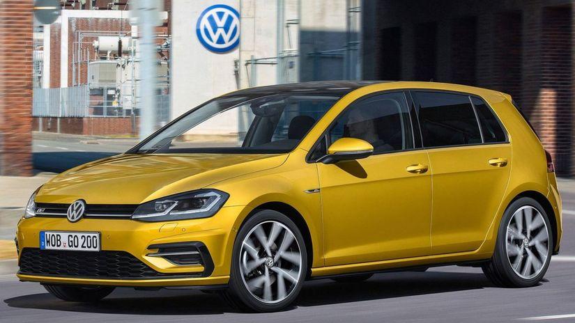 VW Golf - 2016