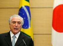 Michel Temer, Brazília