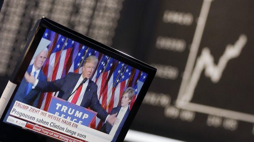 usa, prezident, donald trump, trhy