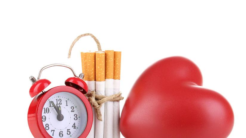 fajčenie, cigarety, srdce