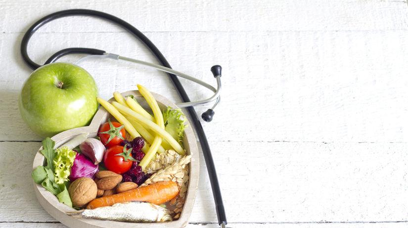 zdravá strava, zdravé srdce, ovocie, zelenina