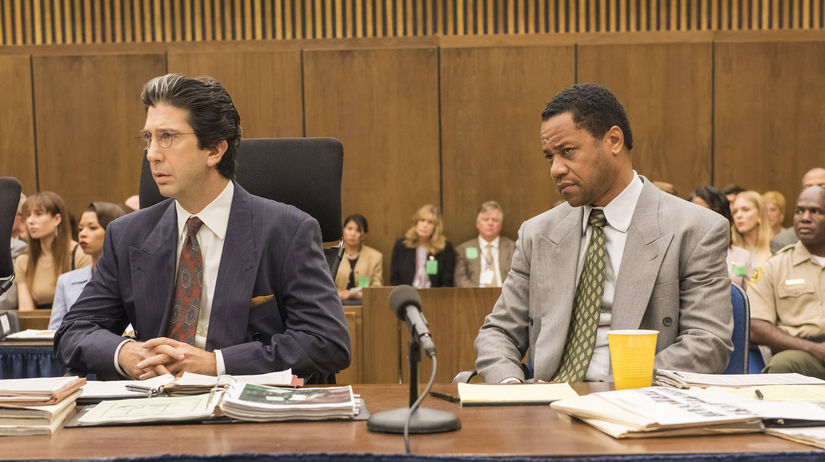 American Crime Story The People v. O. J. Simpson.