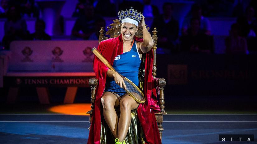 dominika cibulková, tennis champions