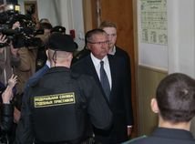 Russia Minister Detained