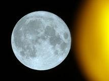 Supermesiac, superspln, Mesiac, spln, noc, tma