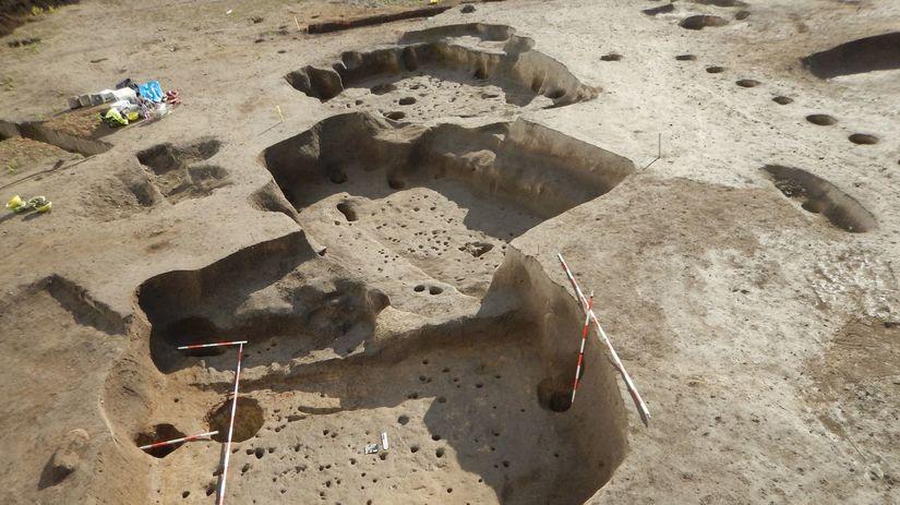 obydlia, archeológia