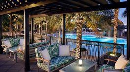 Palazzo Versace Hotel & Resort, Dubaj, Gazebo