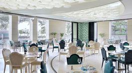 Palazzo Versace Hotel & Resort, Dubaj, Giardino