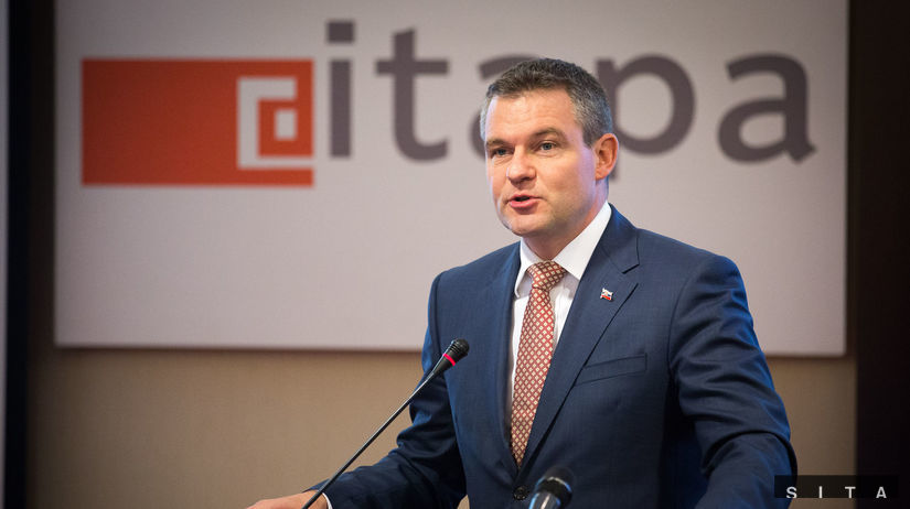ITAPA 2016, Peter Pellegrini