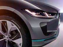 Jaguar I-Pace Concept - 2016