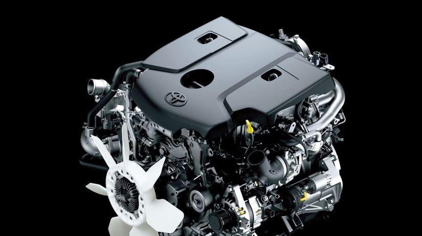 Toyota - motor 2,4 D-4D Hilux