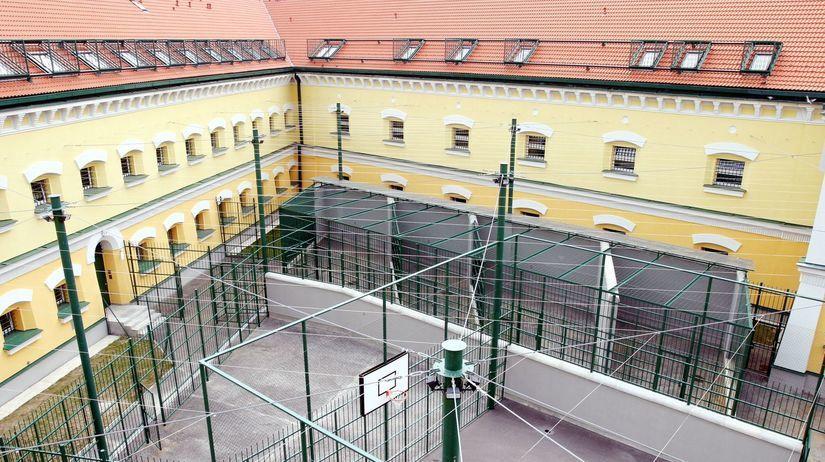 väznica, väzenie, basa, Leopoldov, väznica v...