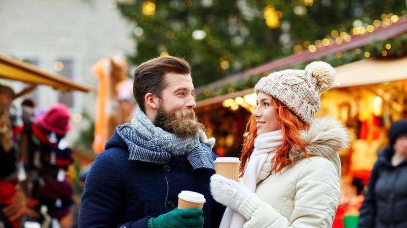 Vianoce, vianočné trhy, stánky, advent,...