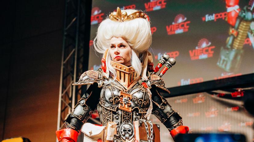 VIECC - Vienna Comic Con 2016