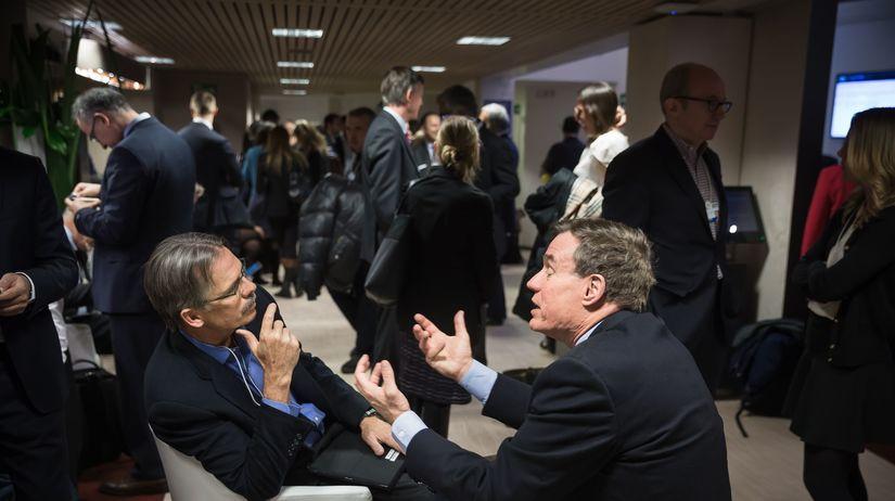Davos, stretnutie