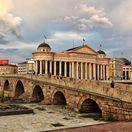Skopje, Macedónsko,