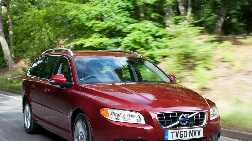 Volvo V70 - 2008