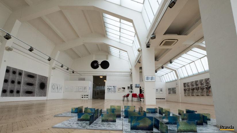 Sikora vystava Umelka