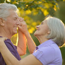 tanec, staroba, dôchodca, šediny