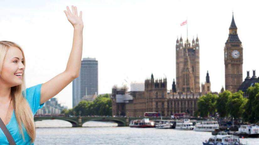 Zahraničie, štúdium, študent, Londýn