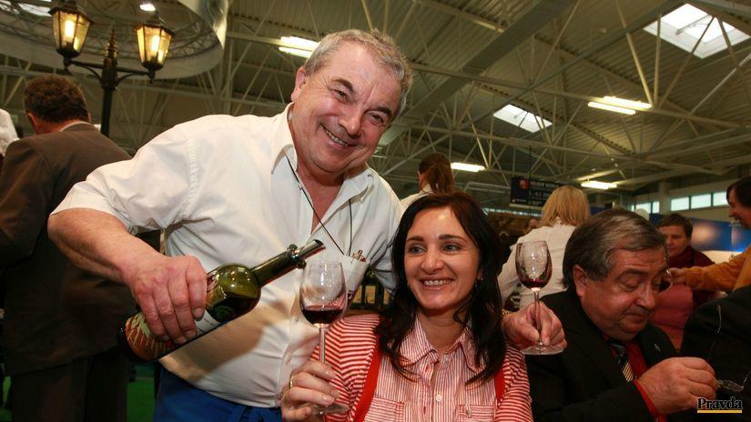 Alojz Masaryk víno, vinár