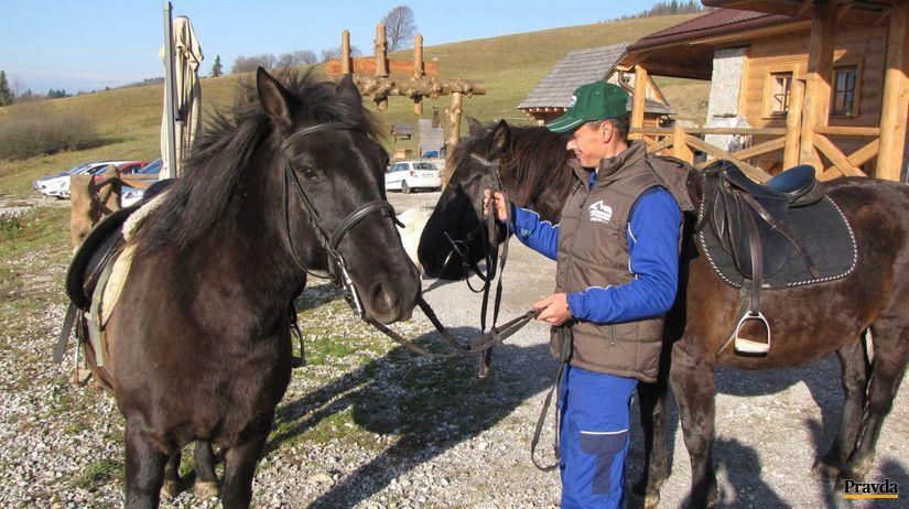 Kone, Muránska planina, Národný park Muránska...