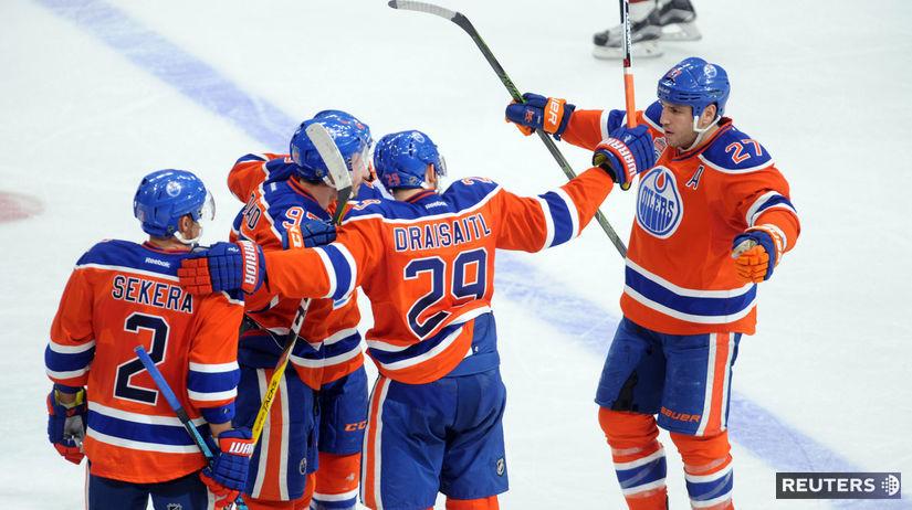 Andrej Sekera, Edmonton Oilers
