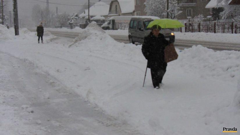 Sneh, Makov